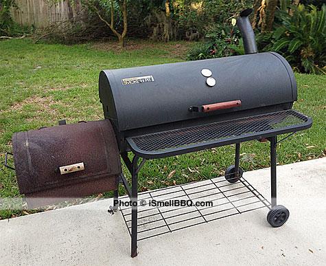 Brinkmann Smoke 'N Pit Offset-Style Smoker