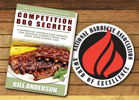 Competition BBQ Secrets doesn't hold back. You get step-by-step award-winning recipes.