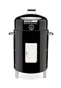 Brinkman Smoke 'N Grill Charcoal Grill and Smoker